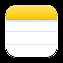 iCloud Notes